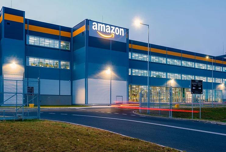 Amazon Industrial Flooring Installation