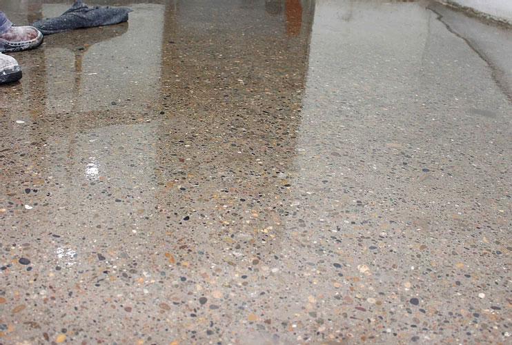 Old Industrial Floor Refurbishment